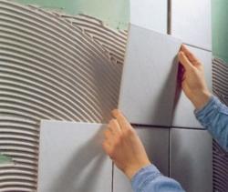 Aplicando Azulejo em Drywall